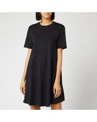 McQ Babydoll Dress - Black