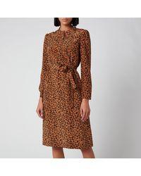 A.P.C. Lio Dress - Natural
