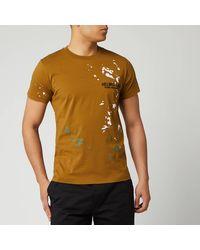 Helmut Lang Standard Painter T-shirt - Multicolor