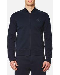 Polo Ralph Lauren Men's Bomber Jacket - Blue