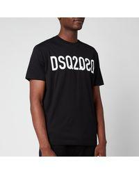 DSquared² Maple T-shirt - Black