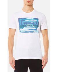 Michael Kors - Men's Vortex M2 Graphic Tshirt - Lyst
