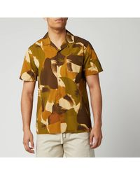 YMC Malick Shirt - Multicolour
