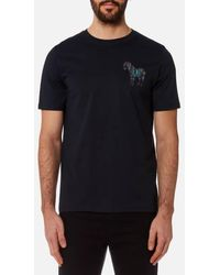 PS by Paul Smith | Men's Zebra Tshirt | Lyst