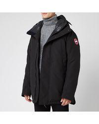 Canada Goose Sanford Parka Jacket - Black