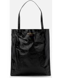 Acne Studios Audrey Solid Tote Bag - Black