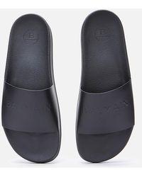 Balmain Calypso Slides - Black