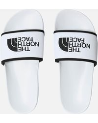 The North Face Base Camp Slides Iii - White