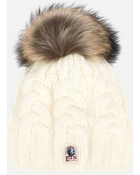 Parajumpers Cable Hat - Natural