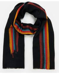 PS by Paul Smith Paint Stripe Scarf - Multicolor