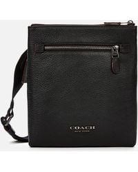 COACH Metropolitan Soft Small Messenger Bag - Black