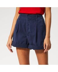Polo Ralph Lauren Vintage Chino Shorts - Blue