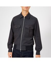 PS by Paul Smith - Men's Bomber Jacket - Lyst