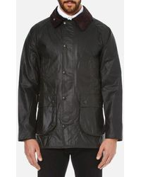 Barbour - Heritage Men's Si Bedale Wax Jacket - Lyst