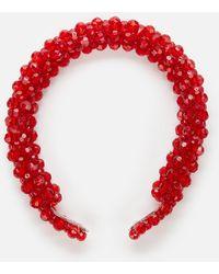 Shrimps Antonia Headband - Red