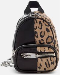 Alexander Wang - Women's Attica Soft Mini Suede/leather Backpack - Lyst