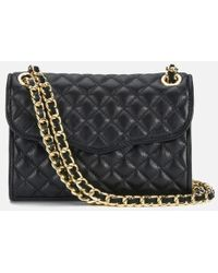 Rebecca Minkoff - Women's Quilted Mini Affair Shoulder Bag - Lyst