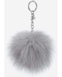 MICHAEL Michael Kors - Women's Large Fur Pom Pom - Lyst