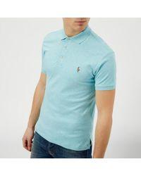 Polo Ralph Lauren - Men's Slim Fit Pima Polo Shirt - Lyst