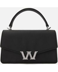 Alexander Wang W Legacy Mini Satchel - Black