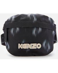 KENZO Belt Bag - Black