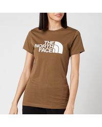 The North Face Easy Short Sleeve T-shirt - Green