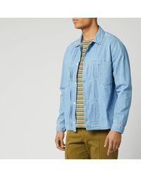 YMC Kit Shirt - Blue