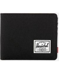 Herschel Supply Co. Roy Bifold Wallet - Black