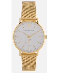 Larsson & Jennings - Women's Jura 38mm Watch - Lyst