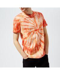 Champion - 68 Weave Crew Tie Dye T-shirt - Lyst