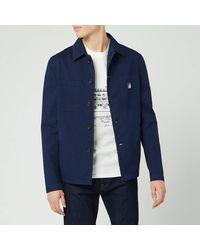 Lanvin Workwear Jacket - Blue