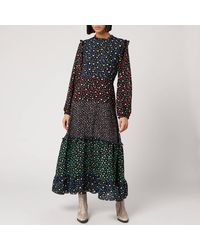 RIXO London Billie Maxi-dress - Multicolour