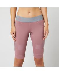 adidas By Stella McCartney Hybrid Shorts - Pink