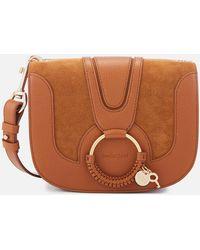See By Chloé Hana Cross Body Bag - Brown
