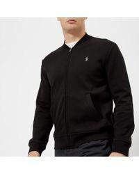 Polo Ralph Lauren - Men's Double Knit Tech Baseball Jacket - Lyst