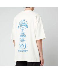 Holzweiler Ranger Garden Club T-shirt - Natural