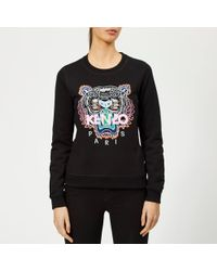 KENZO Tiger Classic Sweatshirt - Black