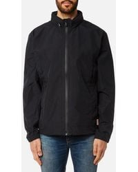 HUNTER - Men's Original 3 Layer Blouson Jacket - Lyst