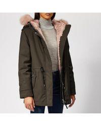 Mackage - Women's Chara Fur Parka - Lyst