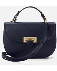 Aspinal - Letterbox Saddle Bag - Lyst