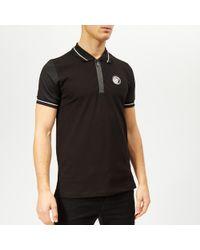 Philipp Plein Statement Polo-shirt - Black