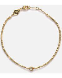 Anni Lu Balani Bracelet - Metallic