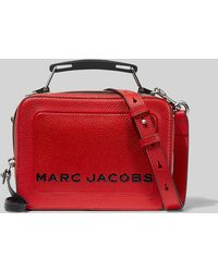 Marc Jacobs The Box 20 Cross Body Bag - Red
