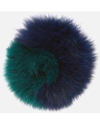 Charlotte Simone - Women's Spankie Fur Cuff - Lyst