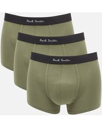 PS by Paul Smith - 3-pack Trunks - Lyst
