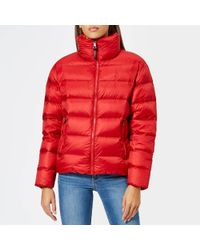 Polo Ralph Lauren Down Jacket - Red