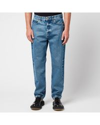 Tom Wood Sting Jeans - Blue