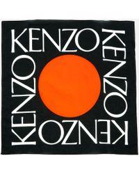 KENZO Seasonal Bandana - Multicolour