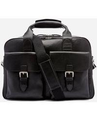 Aspinal - Men's Harrison Overnight Business Bag - Lyst