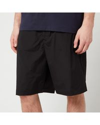 Y-3 Travel Stretch Nylon Shorts - Black